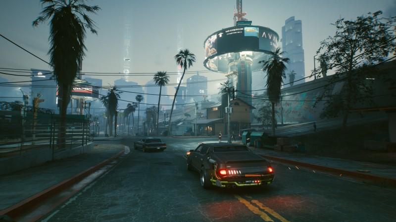 Много новых скриншотов Cyberpunk 2077