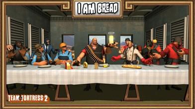 I am Bread превратился в Team Fortress 2