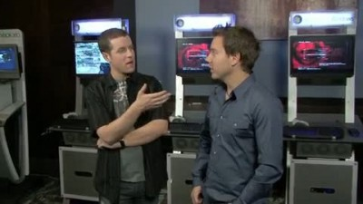 "Gears of War 2 ""DICE 2008: Cliffy B. Interview"""