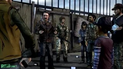 "The Walking Dead Season 2 Episode 3 ""Превью-трейлер"""