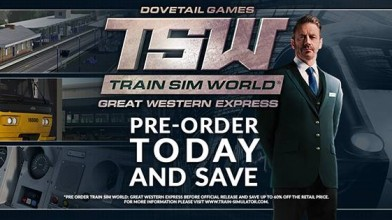 TSW: Анонсирован Train Sim World: Great Western Express