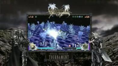 "Dissidia 012: Final Fantasy ""Tournament Trailer #2"""
