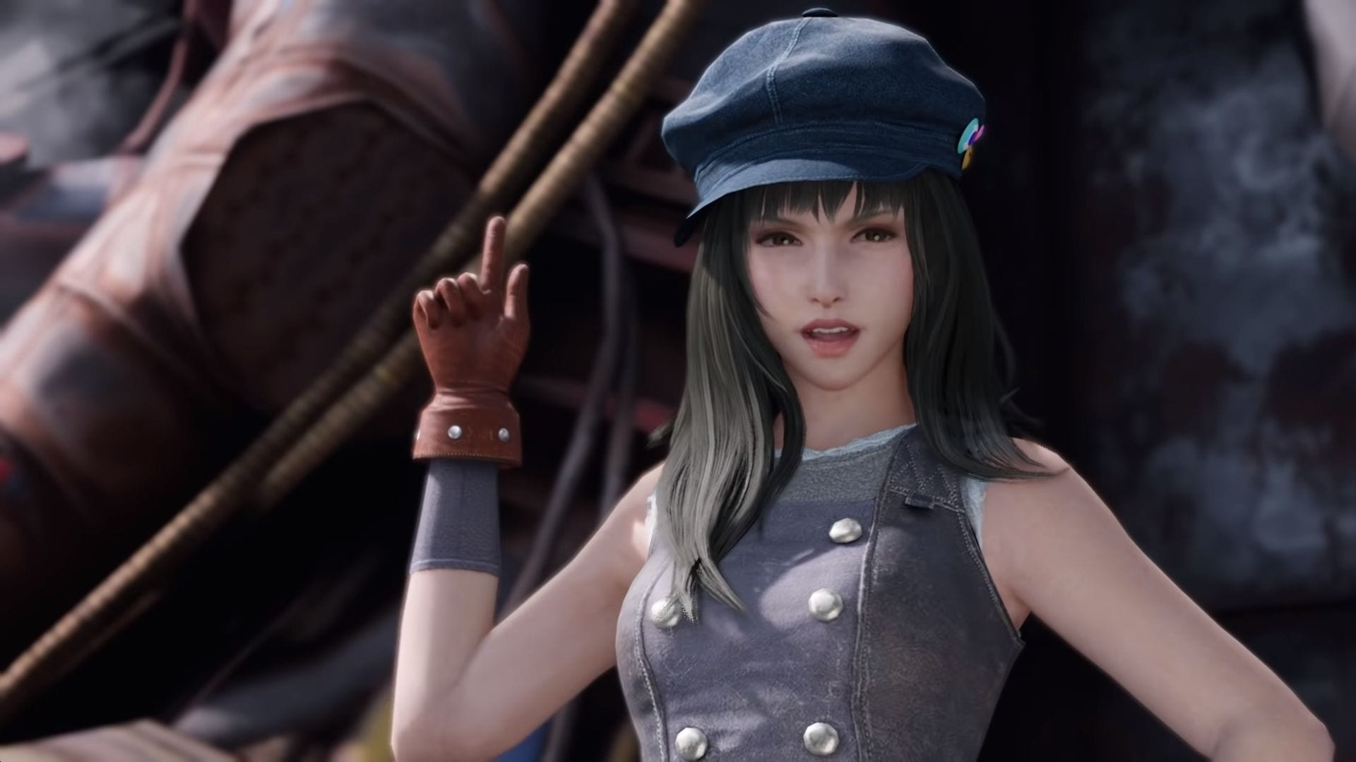Новые персонажи на новых рендерах ремейка Final Fantasy 7