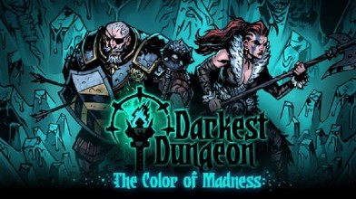 Дата релиза DLC The Color of Madness для Darkest Dungeon на консоли
