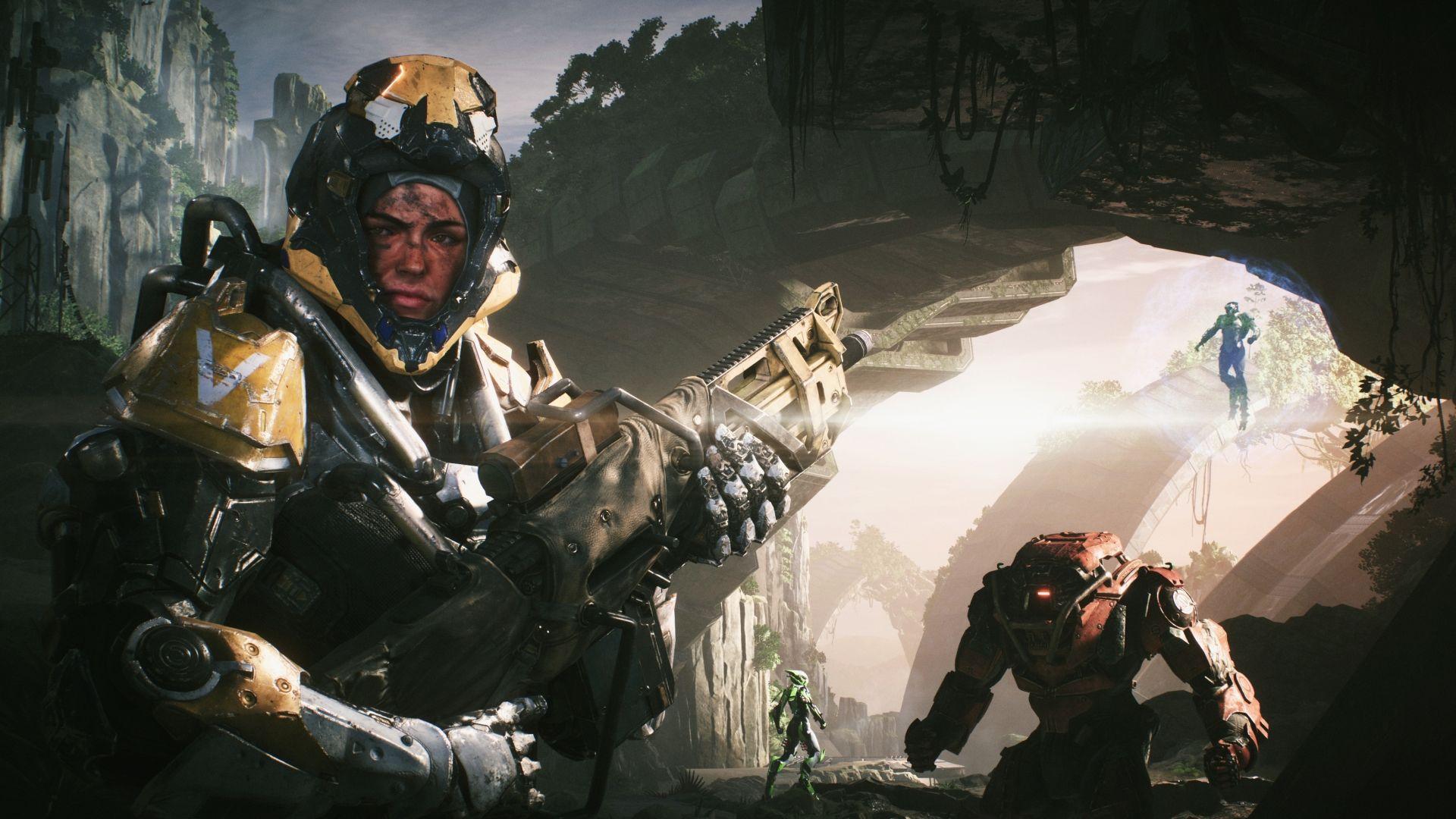 В Anthem нашли сообщение, намекающее на проблемы с разработкой игры