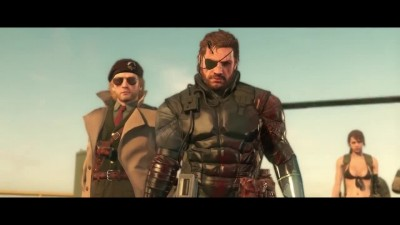 Metal Gear Solid V The Phantom Pain -TRUTH TRAILER