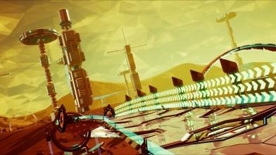 Вышло дополнение Mars Pack для PS4-версии Redout