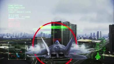 "Ace Combat Infinity ""Жнец в Колце"""