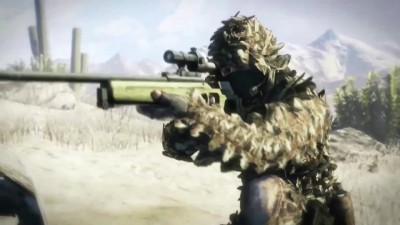 Battlefileld Bad Company 2 Rap