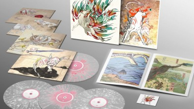 Data Discs выпустят оркестровую музыку из Okami на четырех пластинках