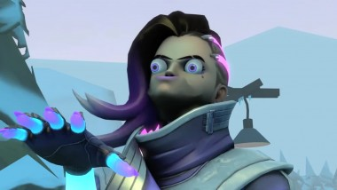 "Overwatch ""hi i'm sombra from overwatch"" [SFM]"
