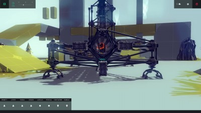 "Besiege ""Monster Gun V1"""