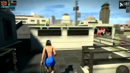 "APB Reloaded ""Roof Jump Fun"""