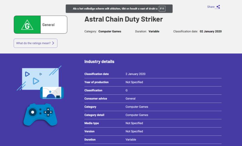 Директор Platinum Games Хидеки Камия намекнул на Astral Chain 2
