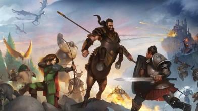 MMORPG Crowfall получит русский язык и российского издателя