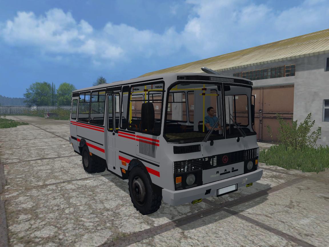 Симулятор автобуса скачать паз бесплатно скачать фото 483-41