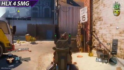 Black Ops 3 - Raven's Eye, HLX 4, LV8 Basilisk - New Infinite Warfare Mode