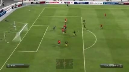 """FIFA 03 """"Лучшие голы. Часть 08"""""""