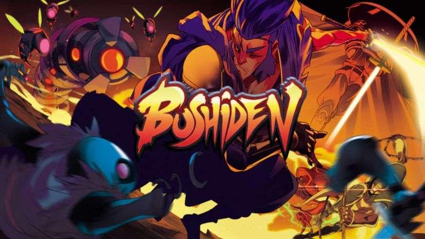Bushiden - сюжетный трейлер