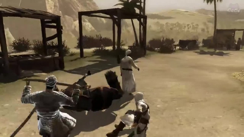 Assassin's Creed - Самый ловкий Ассасин [Лучшее #16]