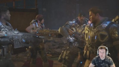 GEARS OF WAR 4 - Get Out
