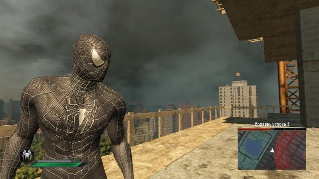 Spider man the movie читы