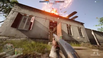 Battlefield 1 Funny Moments - Standing on Planes, Tiny Pistol, LET'S DO THIS!