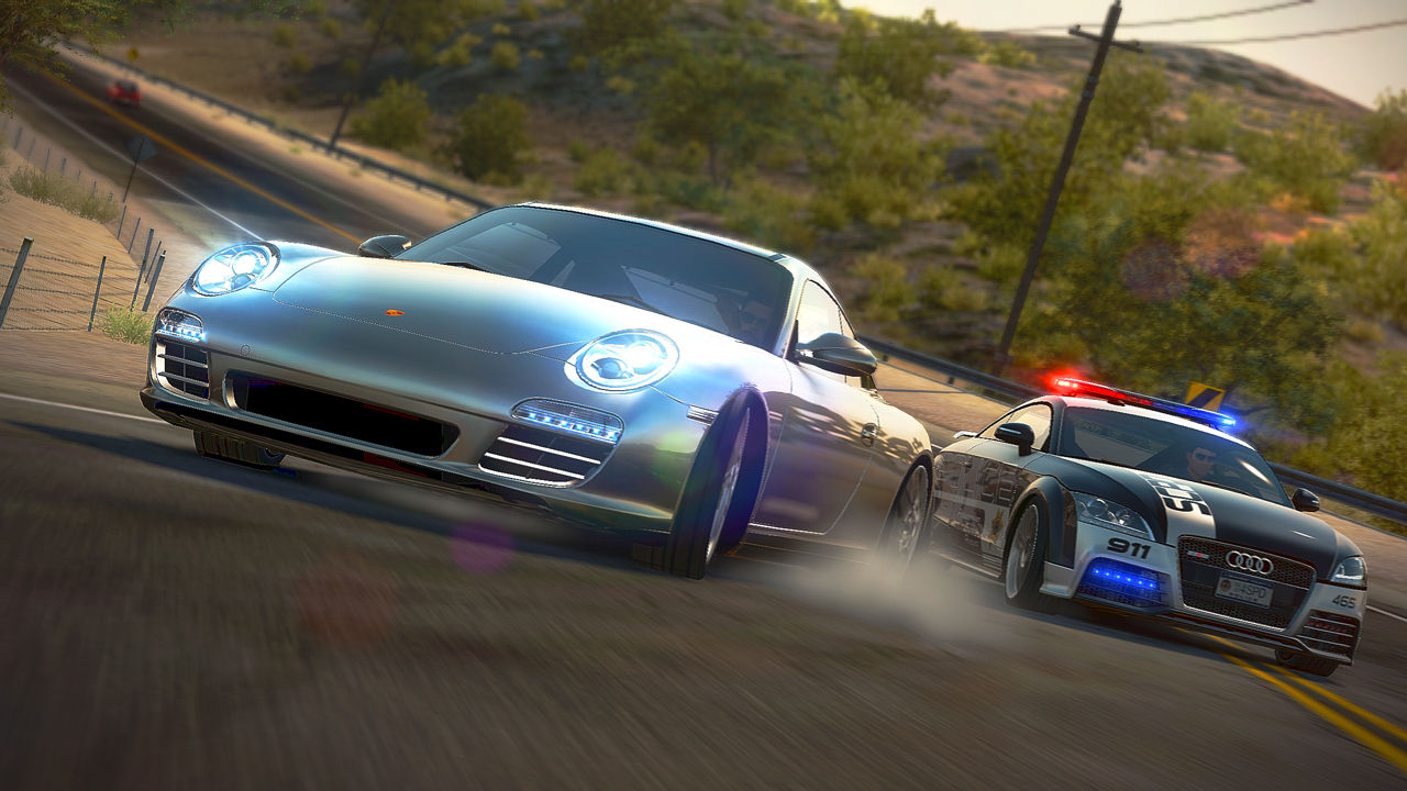 Стал известен список из 7 игр, которые EA выпустит на Switch, включая ремастер Need for Speed: Hot Pursuit