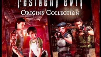 Resident Evil Origins Collection вышла на PS4 и PC