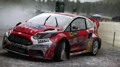 "DiRT Rally ""World RX Multiplayer Update"""