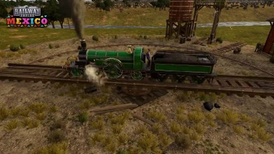Трейлер Railway Empire к выходу DLC Mexico