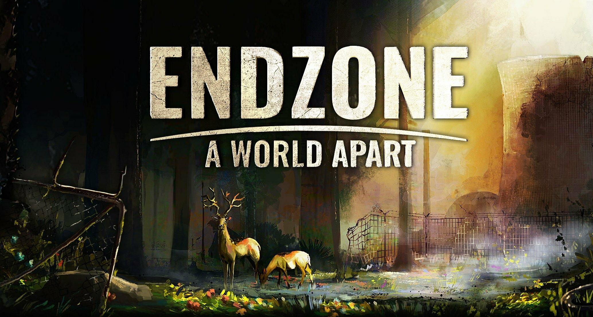 Продано 100 тысяч копий Endzone - A World Apart