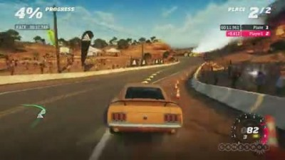 Forza Horizon VS. Need for Speed: Most Wanted - Сравнение