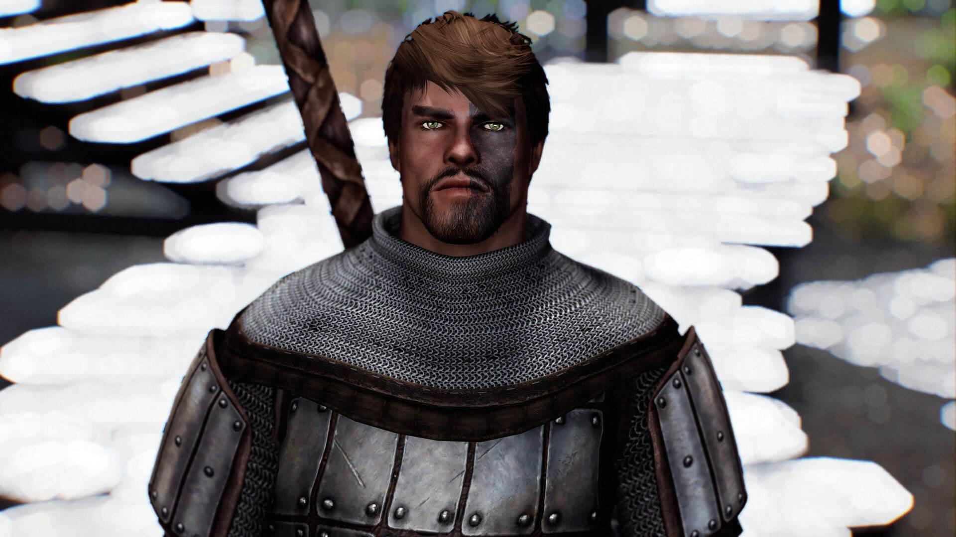 Этот мод объемом 1,3 ГБ для Skyrim Special Edition обновляет более 253 NPC-мужчин
