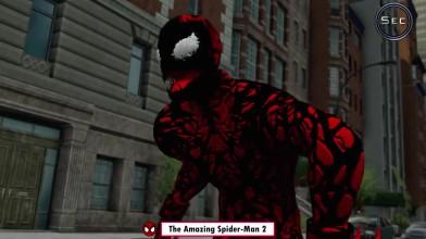 Эволюция костюма CARNAGE в играх про человека паука