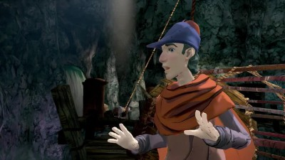 King's Quest: Ep 1 — A Knight to Remember: Трейлер полного издания