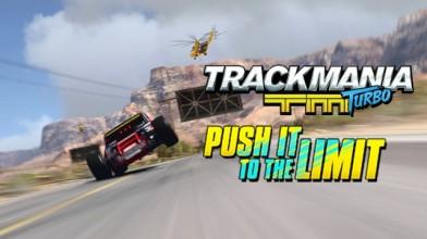 Trackmania Turbo выходит совсем скоро