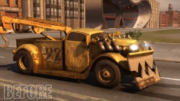 Carmageddon: Reincarnation - Sexing It Up