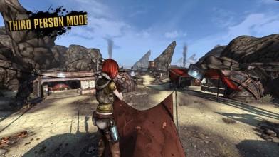 Моддер рассказал, как поиграть в Borderlands: Game of the Year Edition от третьего лица