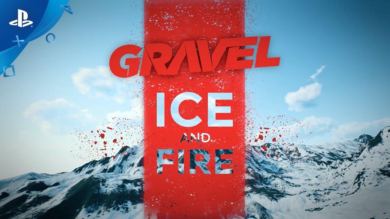 Огонь и вода сольются воедино в новом DLC к GRAVEL