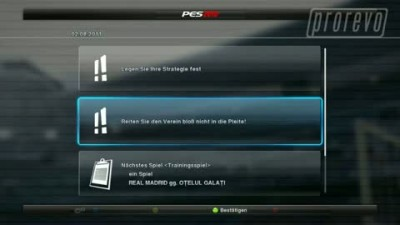 "PES 2012 ""Meisterliga  Master League (Review Code)"""
