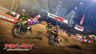 Трейлер к выходу MX vs ATV Supercross