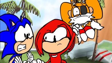 Sonic - Анимационный ролик Seaside Denied