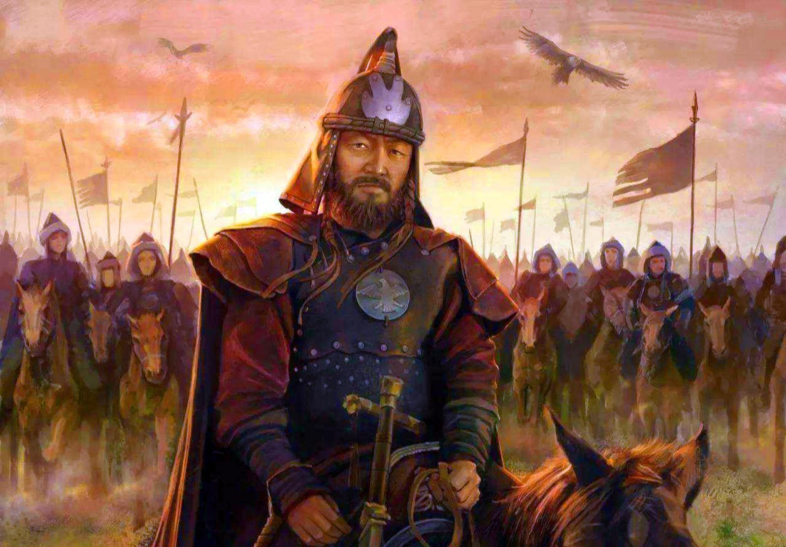 Эпоха средневековья в Humankind: Монголы