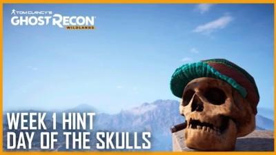 Ивент Day Of The Skulls в Ghost Recon: Wildlands - неделя 1