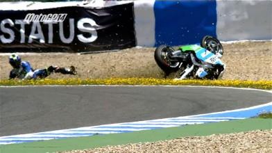 MotoGP 14 - Аварии