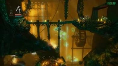 "Trine ""Path To New Dawn DLC Trailer"""