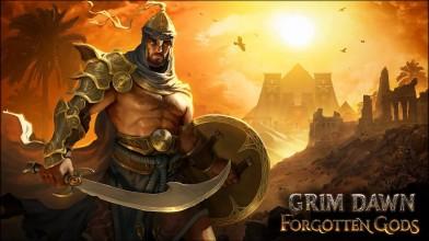 Вышло дополнение Forgotten Gods для Grim Dawn