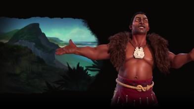 Civilization VI Gathering Storm - Правитель Маори - Обзор - Русский трейлер
