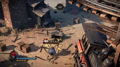 "Secret Ponchos ""Трейлер | E3 2014 | PS4"""